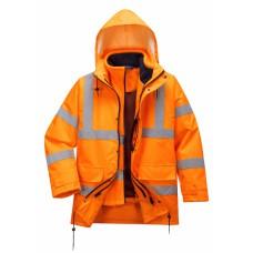 743ee621f4 HiVis lélegző Traffic kabát (Interaktív)